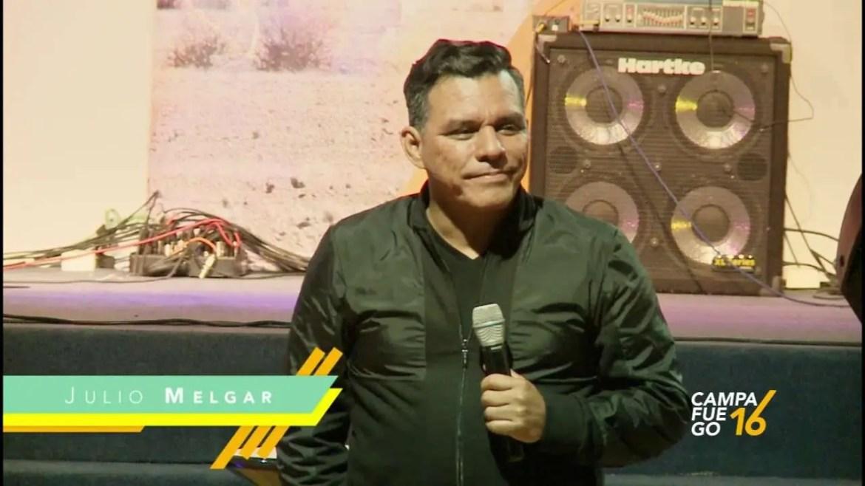 La voluntad de Dios – Julio Melgar