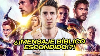 Photo of Avengers Endgame: Con Mensaje Bíblico Escondido [ SIN SPOILERS ]
