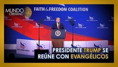 Photo of Donald Trump se reune con lideres evangelicos