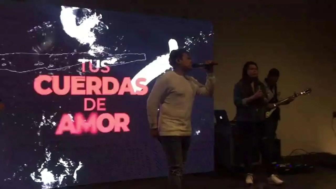 Lowsan Melgar – Tus Cuerdas de Amor – Feat Melany Melgar