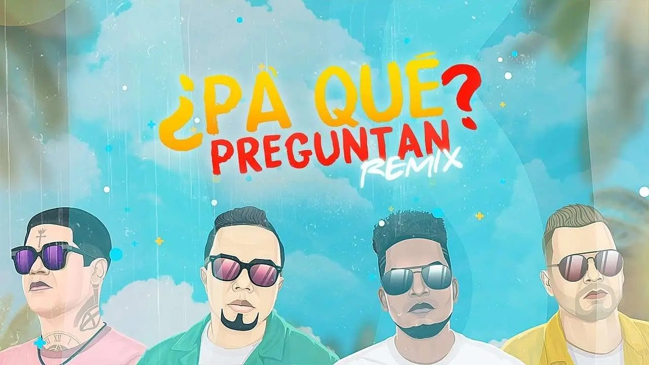 En este momento estás viendo Alex Zurdo & Funky – ¿Pa' Qué Preguntan? – Feat Redimi2 + Alejandro (Almighty)