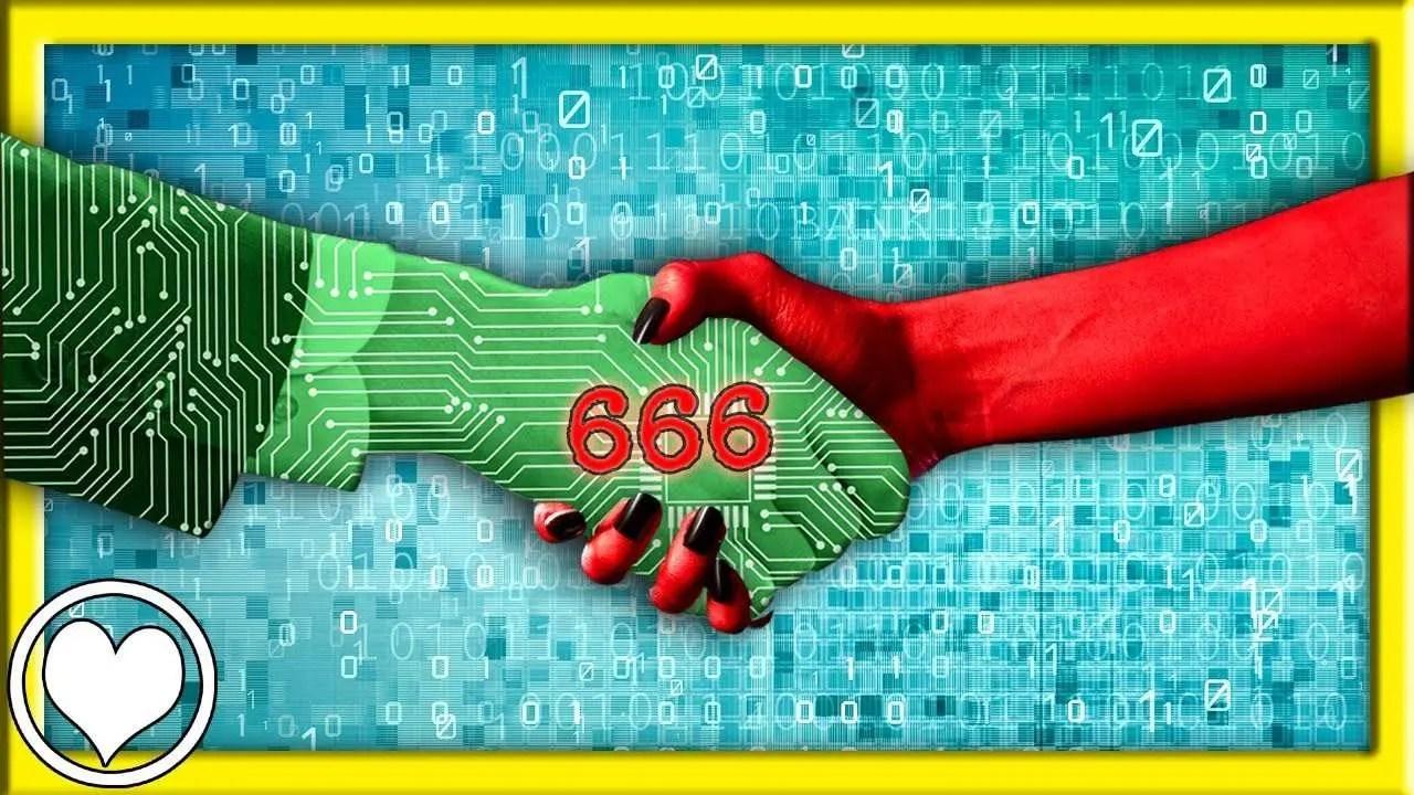 En este momento estás viendo La Inteligencia Artificial y la Marca de la Bestia! (666)