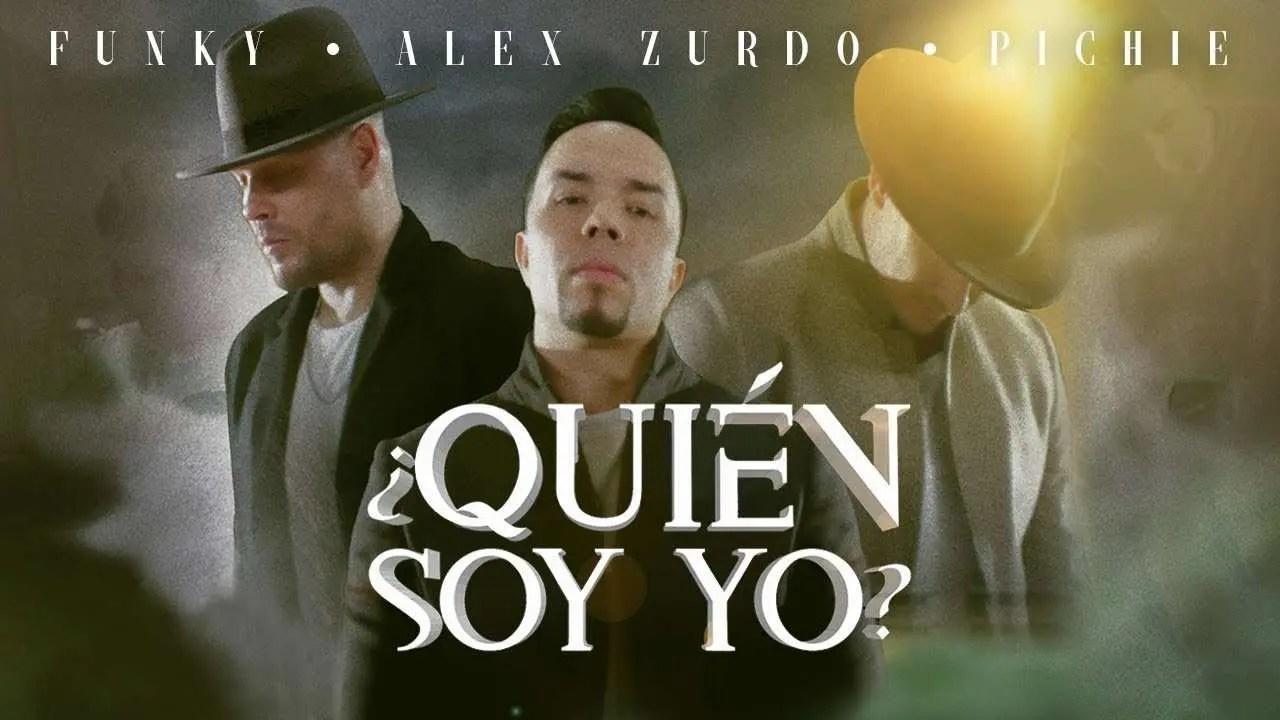 Alex Zurdo – ¿Quién Soy Yo? Ft Funky & Pichie T7 (Video Oficial)