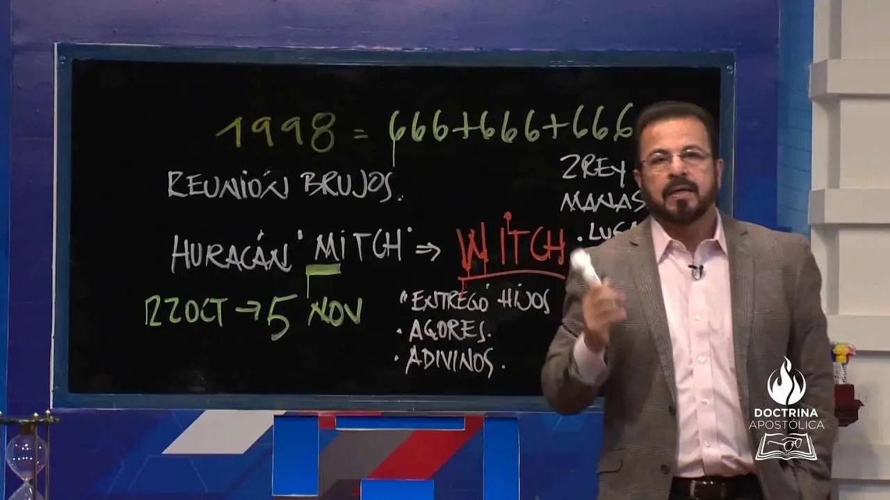 En este momento estás viendo Enseñanza sobre Halloween, Huracán Mitch Honduras – German Ponce