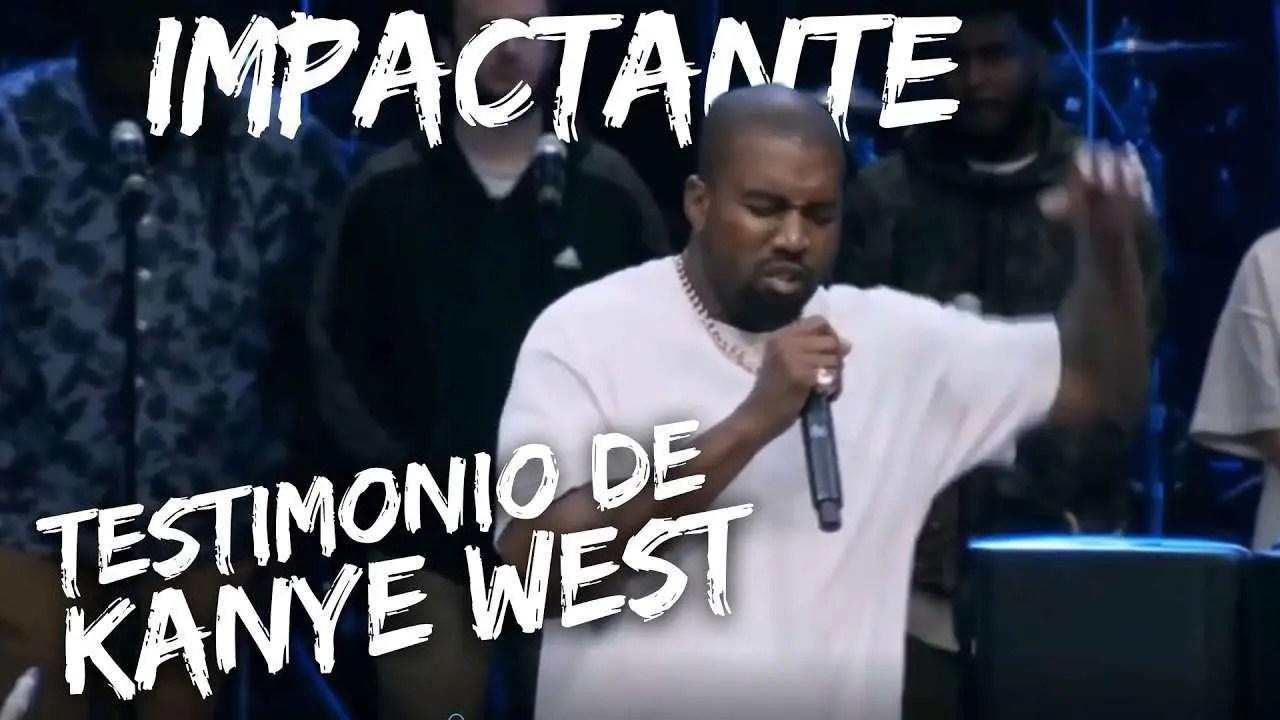 Lee más sobre el artículo KANYE WEST cuenta su testimonio, el famoso rapero esposo de Kim Kardashian