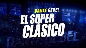 Lee más sobre el artículo Dante Gebel, El Superclásico desde el estadio Cuscatlan en El Salvador