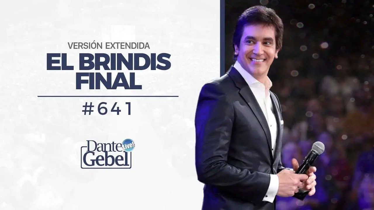 En este momento estás viendo El brindis final – (versión extendida) – Dante Gebel