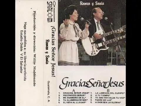 En este momento estás viendo A Dios sea La Gloria – Romeo y Sonia Amilsa