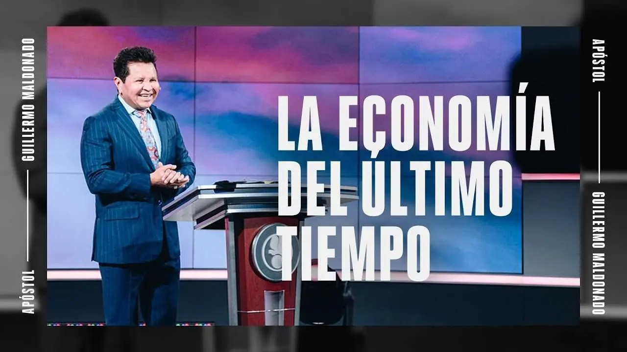 En este momento estás viendo La Economía del Último Tiempo (El Reinicio Final) – Guillermo Maldonado