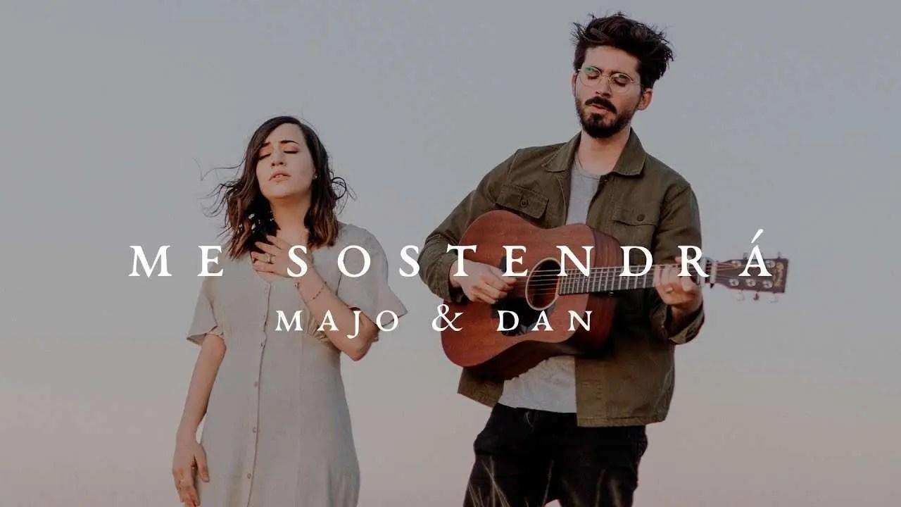 Lee más sobre el artículo Majo y Dan – Me Sostendrá (Videoclip)