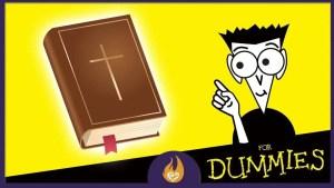 Guía básica para comenzar a leer tu Biblia