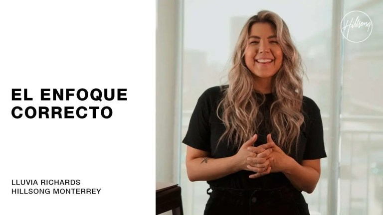 Lluvia Richards – El enfoque correcto   Hillsong Monterrey