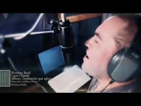 Cuan grande – Worship Band Feat Osiel Santisteban de Kairos El Renuevo