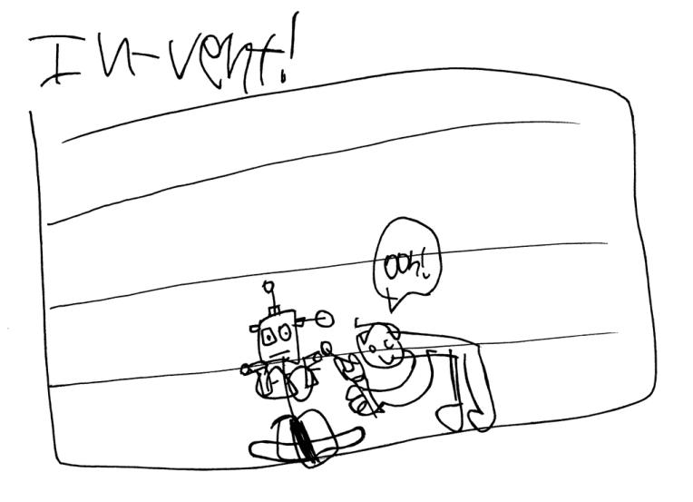 Guest Toon Invent by Oskar cartoon