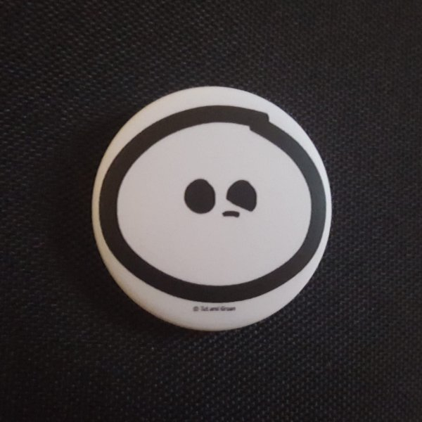 Badge: WTF Face