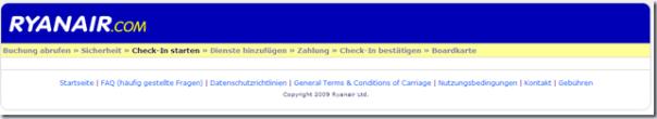 Segments - Ryanair.com
