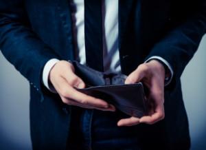 avvocato e insolvenza debito