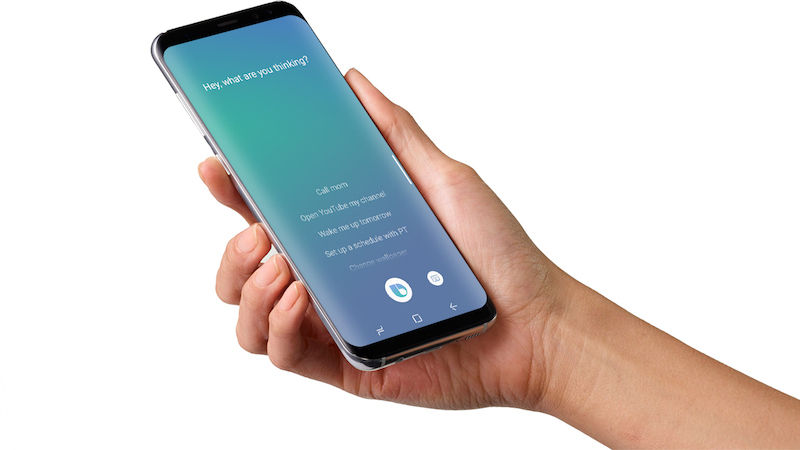 Samsung's Bixby Assistant Can Beatbox Too, Claims to Be Better Than Apple's Siri
