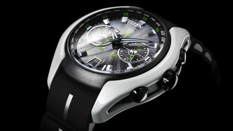 citizen eco drive sat Solar watch