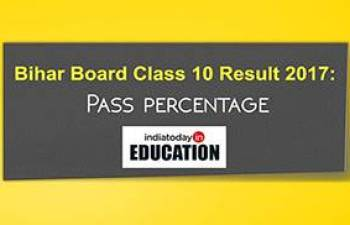 Only 14 per cent students pass the Bihar Board Class 10 exam with first division