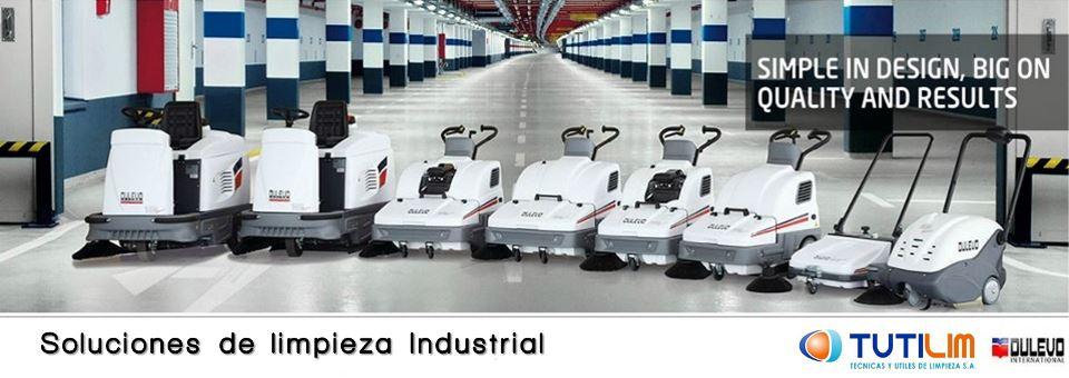 Banner limpieza industrial