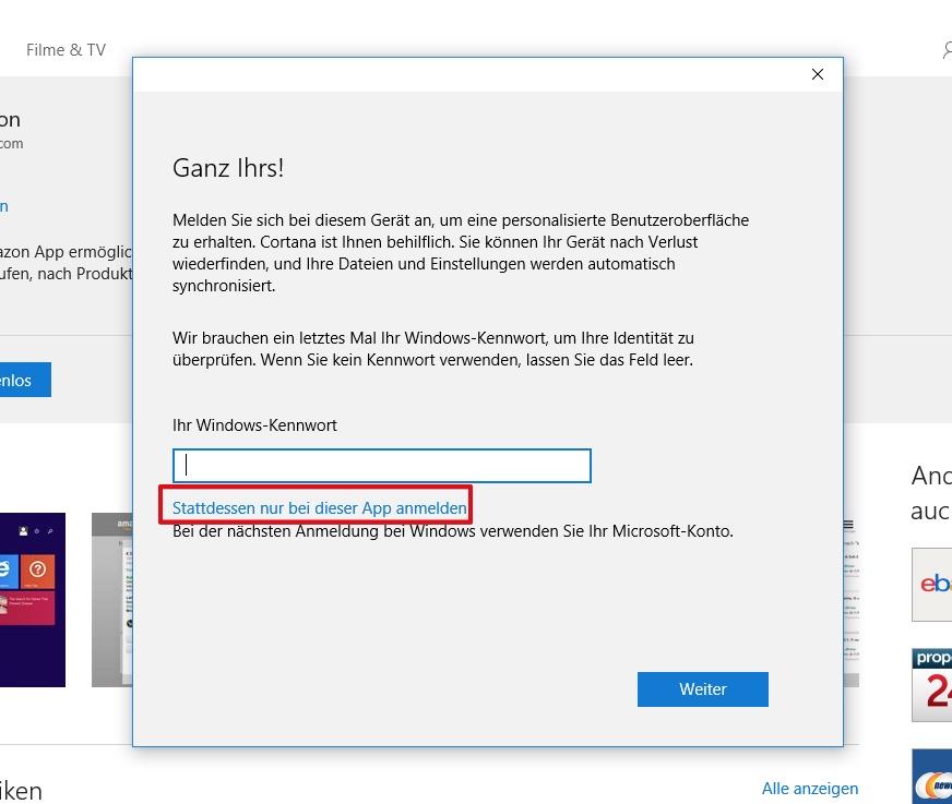 Apps Aus Dem Windows Store Mit Lokalem Benutzerkonto Installieren Tutonaut De