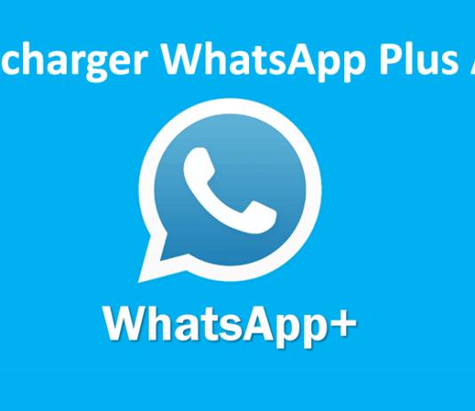 Télécharger whatsapp plus 2018