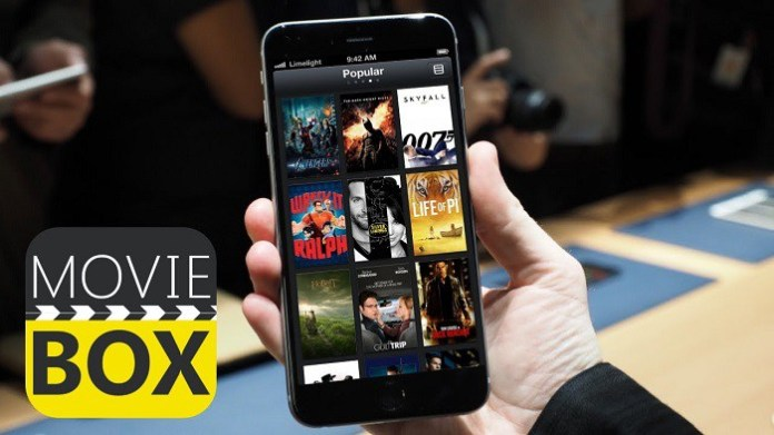 Télécharger Movie Box APK 2019
