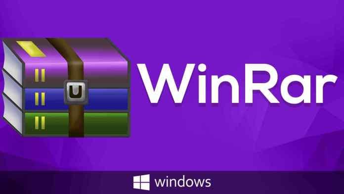 Télécharger WinRAR 2019 Nouvelle Version
