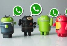 Meilleures Alternatives de Whatsapp APK