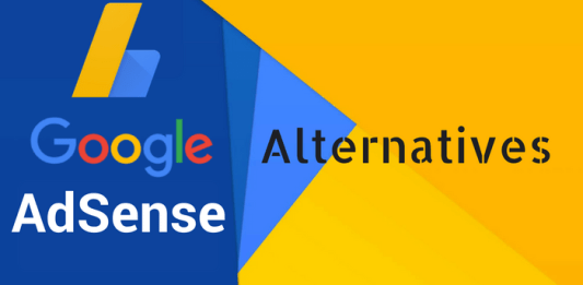 Meilleures Alternatives de Google AdSense
