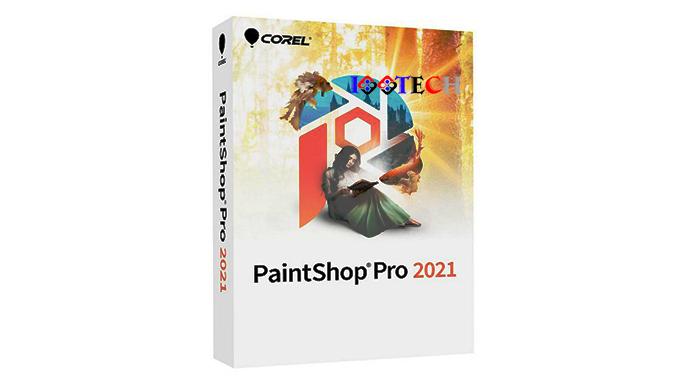 Télécharger Corel PaintShop Pro 2021