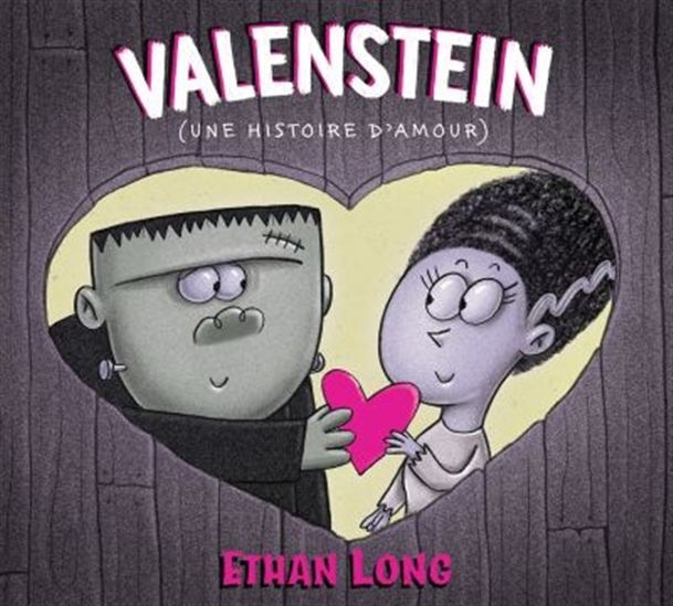 littérature pour le primaire st-valentin