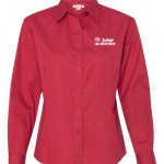 FeatherLite_5283_Heathered_Red_Front_High1