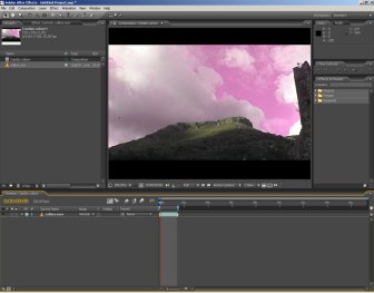 CAMBIARE IL COLORE DI UN OGGETTO CON AFTER EFFECTS – CHANGE COLOR IN AFTER EFFECTS 1