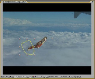 TUTORIAL AFTER EFFECTS: INSERIRE UN OGGETTO 3D IN UN CIELO CON AFTER EFFECTS 4