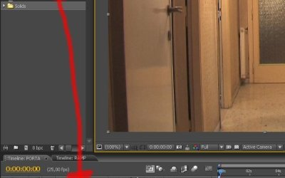 After effects e il displacement – USO DEL TIME DISPLACEMENT