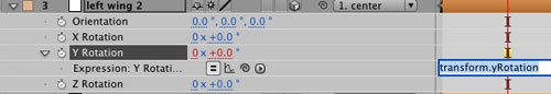After effects compositing: Animare un uccello in After Effects 7