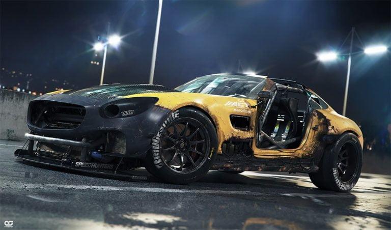 Render 3d di automobili iperrealistici di Carlos Pecino 8