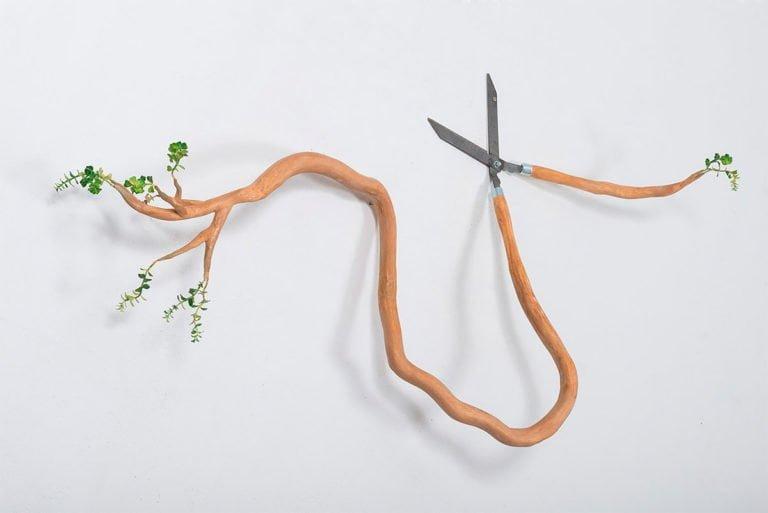 Sculture di alberi divertenti di Camille Kachani 5
