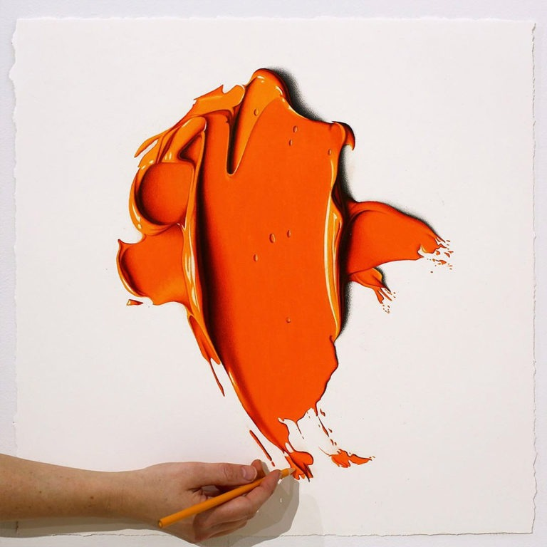 Disegni a mani iperrealistici di CJ Hendry 2