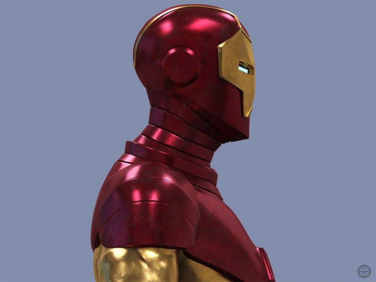 Illustrazioni 3D di Oscar Trejo 3