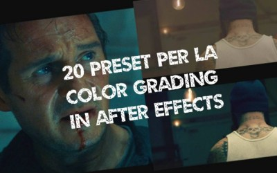 20 Preset gratuti per la Color Grading in After Effects