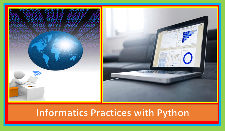 informatics practices with python