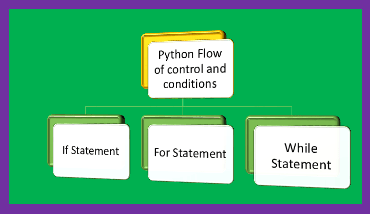 Python flow of control and conditions - AI Class 9 Python if else