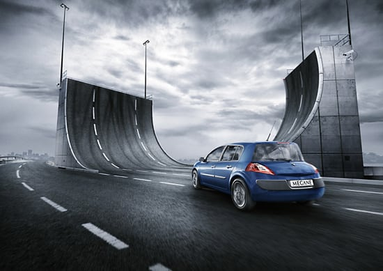 megane 30 Unique and Creative Advertising Campaigns