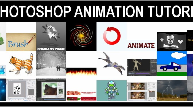 making animations in photoshop