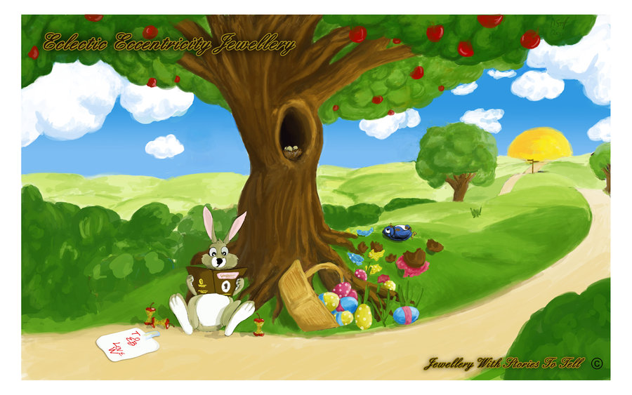 30 Mind Blowing Easter Wallpapers For Your Computer