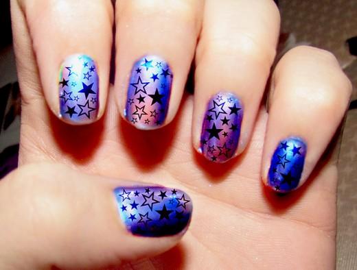 Ster Nail Art Best Nails 2018 Star Cj Alive Kit Ideas