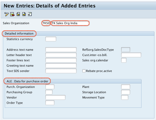 Factory Calendar Sales Organization Sap : How to define sales organization in sap